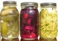 fermenting food